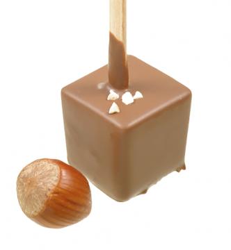 Trinkschokolade Nougat