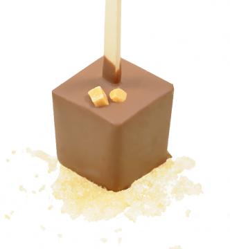 Trinkschokolade Karamell