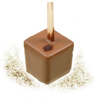 Trinkschokolade Latte Macchiato