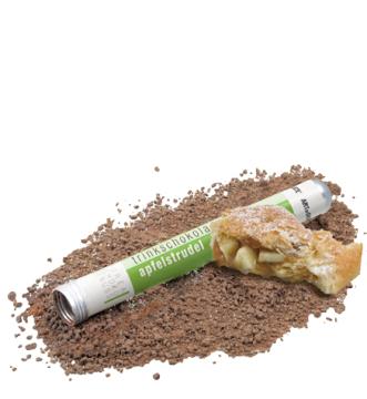 #ChocoTube Apfelstrudel >Edelbitter< *v*