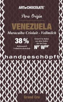 Venezuela 38 % Pure Origin