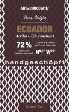 Ecuador 72 % Pure Origin *v*