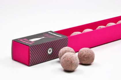 Truffle Marc de Champagne pink 10er