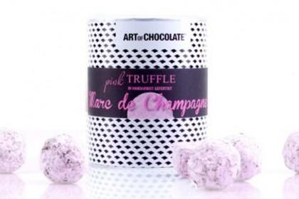 Truffle Marc de Champagne pink
