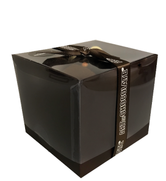 #Pralinenbox Cube