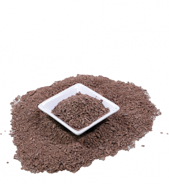 Schokoladenpulver 63% *v*