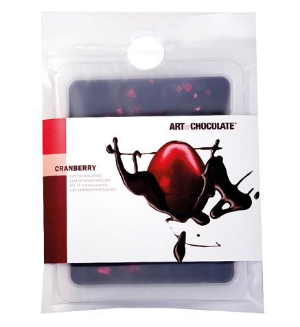 Cranberry 120g Tafel *v*