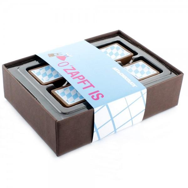 6er Box O´zapft is - die Bierpraline