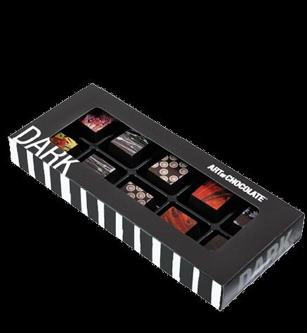 10er Box Dark