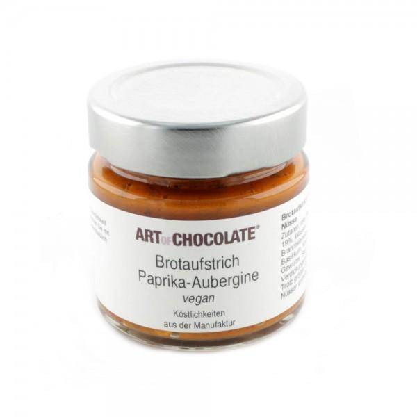 Brotaufstrich Paprika-Aubergine*VEGAN*