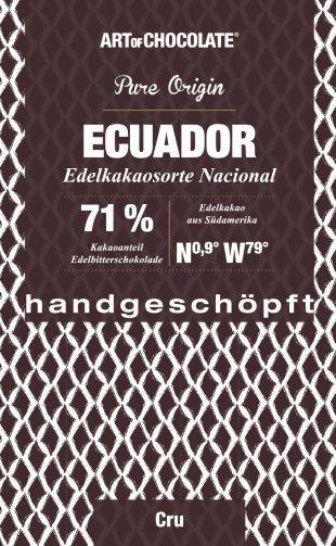 Ecuador 71 % Pure Origin *v*