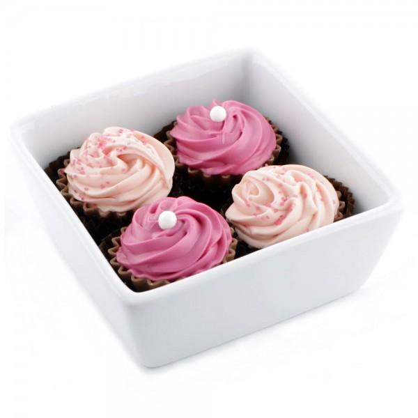 4er Cupcake Schale
