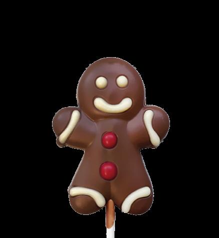Lolly Gingerbreadman