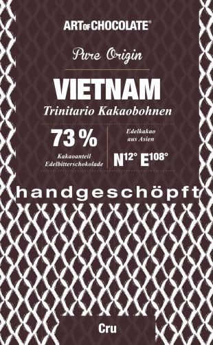 Vietnam 73 % Pure Origin *v*