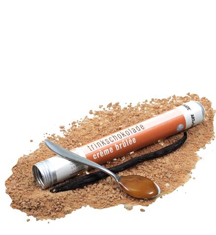 Trinkschokolade Creme Brulee -ARTofCHOCOLATE