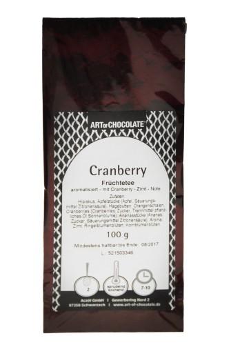 Tee Cranberry